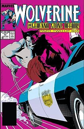 Wolverine (1988-2003) #12