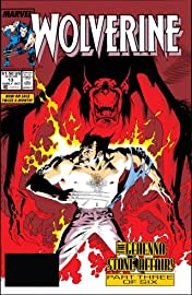 Wolverine (1988-2003) #13