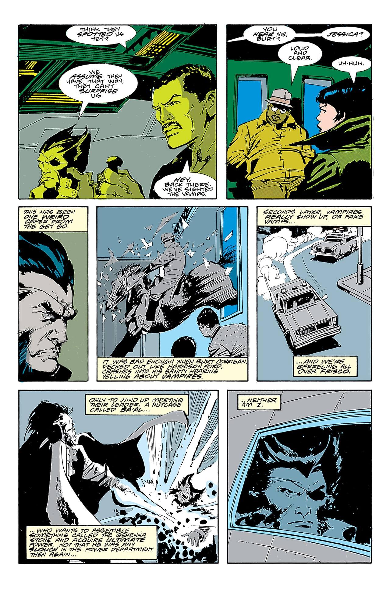Wolverine (1988-2003) #14