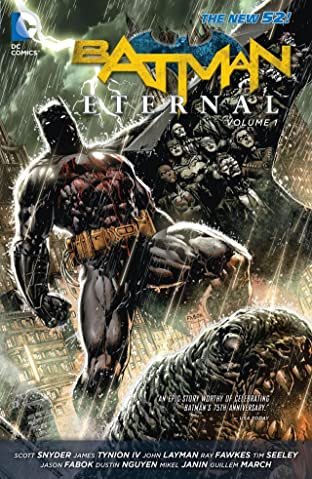Batman Eternal (2014-2015) Tome 1