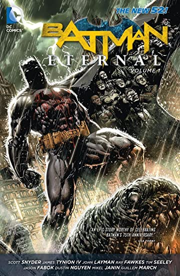 Batman Eternal (2014-2015) Vol. 1