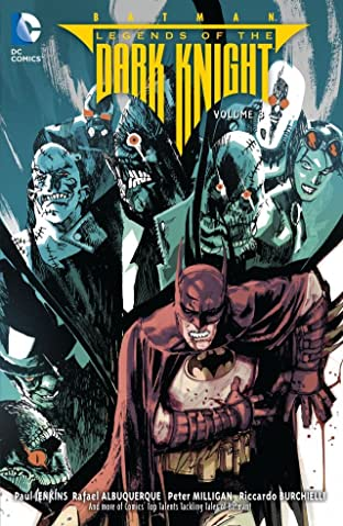 Legends of the Dark Knight (2012-) Vol. 3