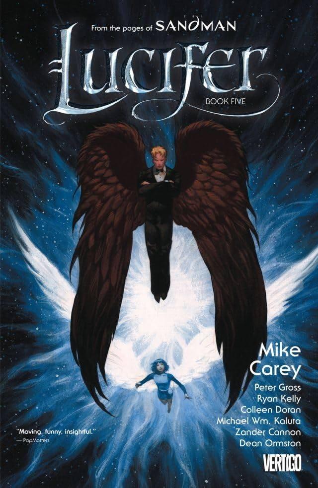 Lucifer: Book Five