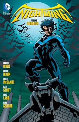 Nightwing (1996-2009) Vol. 1: Bludhaven