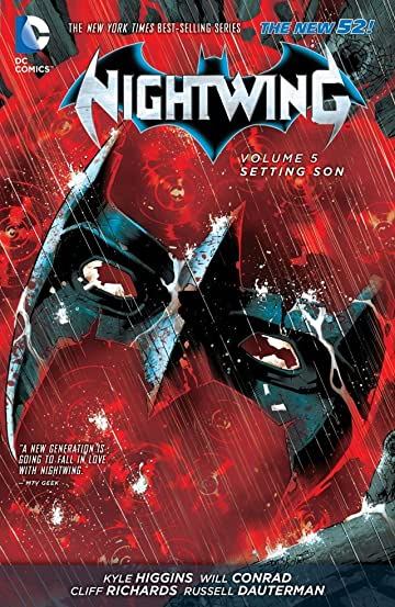 Nightwing (2011-2014) Vol. 5: Setting Son