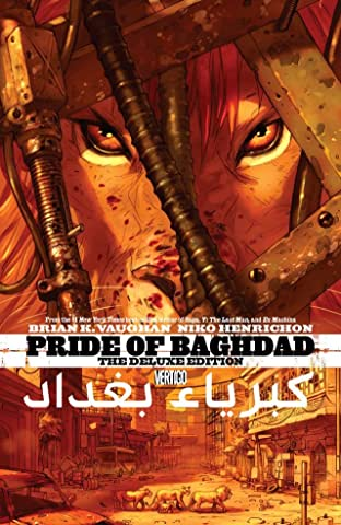 Pride of Baghdad: Deluxe Edition