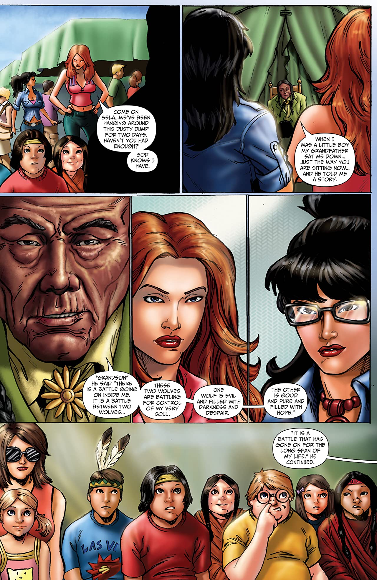 Grimm Fairy Tales #43