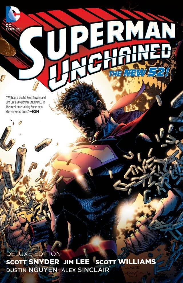 Superman Unchained (2013-2014): Deluxe Edition
