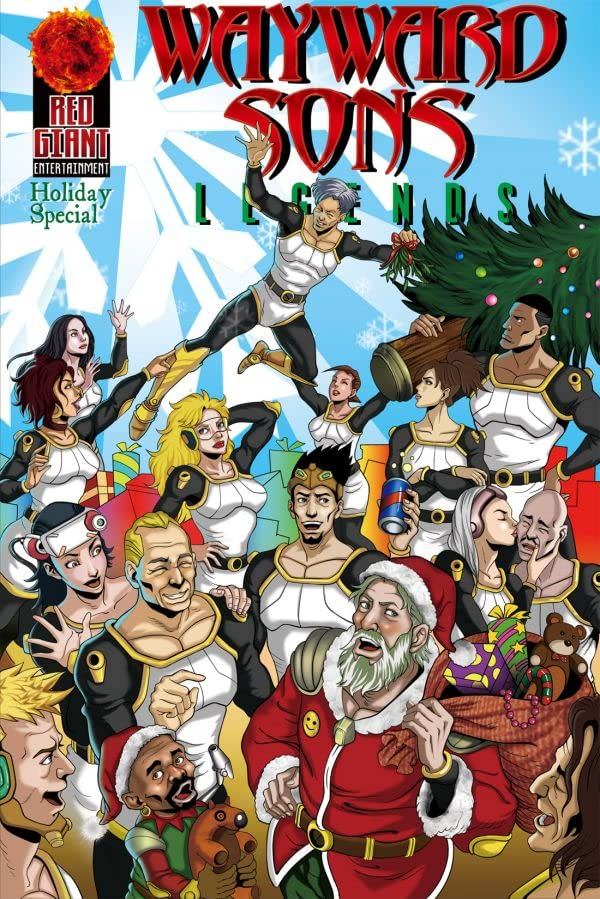 Wayward Sons: Legends: Holiday Special 2010