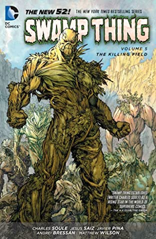 Swamp Thing (2011-2015) Tome 5: The Killing Field