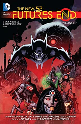 The New 52: Futures End Tome 1