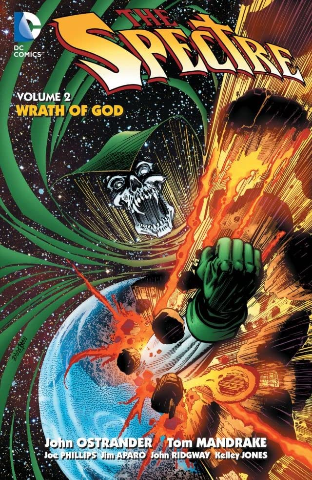 The Spectre (1992-1998) Vol. 2: Wrath of God