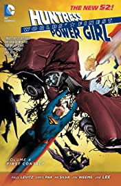 Worlds' Finest (2012-2015) Vol. 4: First Contact