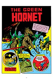 The Green Hornet: Golden Age Re-Mastered #6