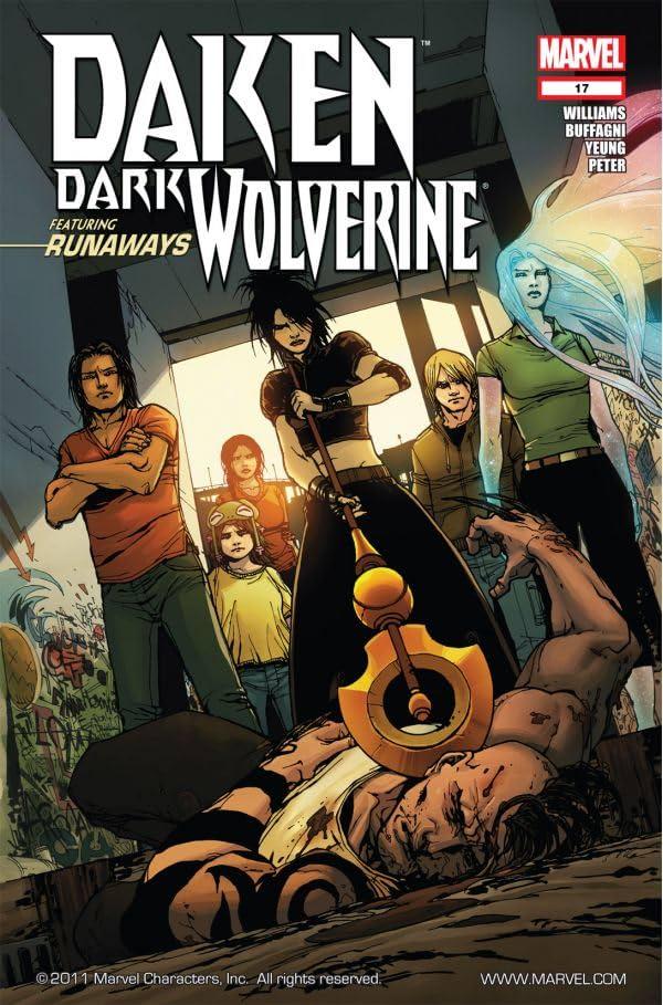 Daken: Dark Wolverine #17