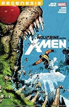Wolverine and the X-Men No.2