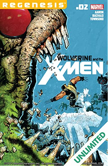 Wolverine and the X-Men #2