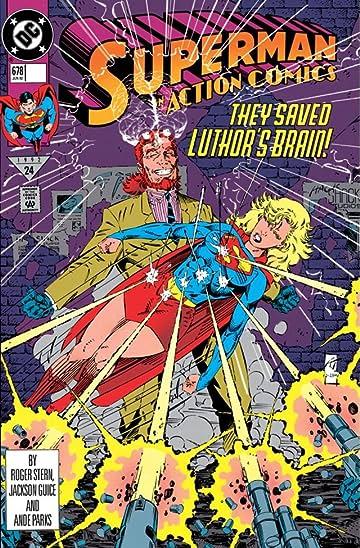 Action Comics (1938-2011) #678
