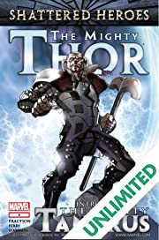 The Mighty Thor (2011-2012) #8