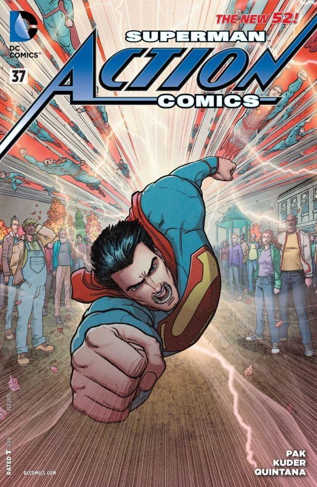 Action Comics (2011-2016) #37