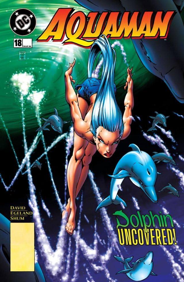 Aquaman (1994-2001) #18