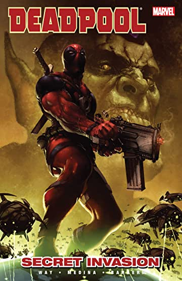Deadpool Tome 1: Secret Invasion