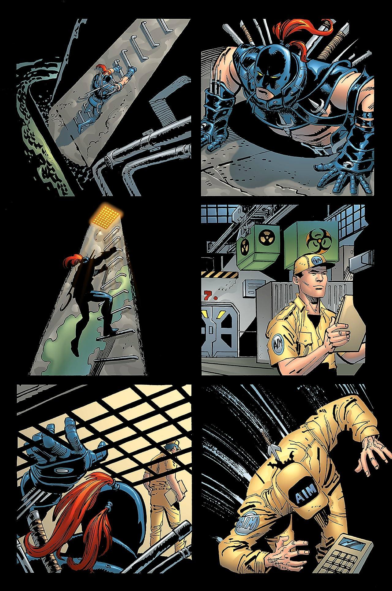 Marvel Knights #4
