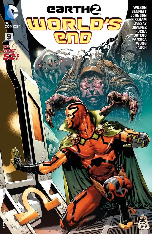 Earth 2: World's End (2014-2015) #9