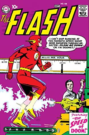 The Flash (1959-1985) #108