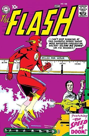 The Flash (1959-1985) #108