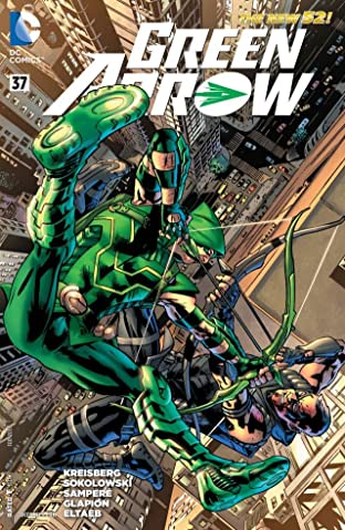 Green Arrow (2011-2016) #37