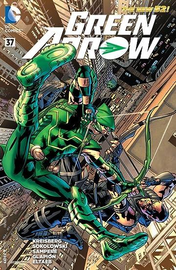 Green Arrow (2011-2016) #37