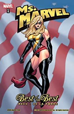 Ms. Marvel Vol. 1: Best of the Best