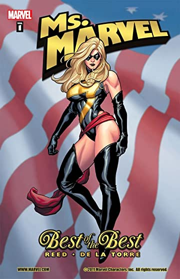 Ms. Marvel Tome 1: Best of the Best