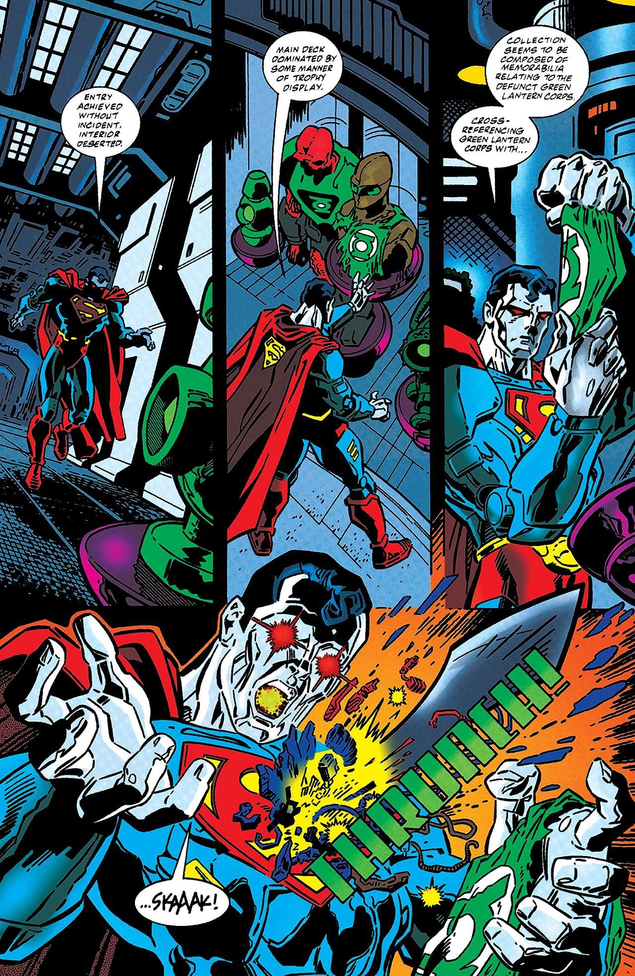 Green Lantern (1990-2004) #111