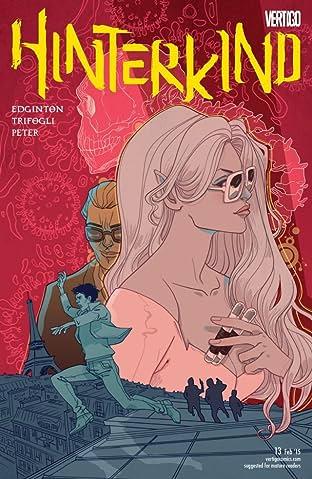 Hinterkind (2013-2015) #13