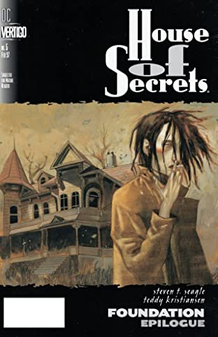 House of Secrets (1996-1998) No.5
