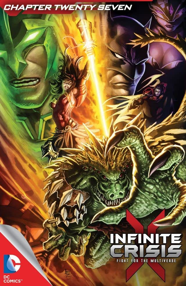 Infinite Crisis: Fight for the Multiverse (2014-2015) #27