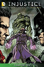 Injustice: Gods Among Us: Year Three (2014-2015) #10