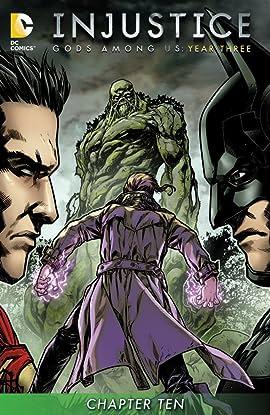 Injustice: Gods Among Us: Year Three (2014-2015) #10