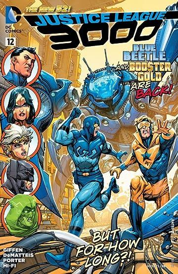 Justice League 3000 (2013-2015) #12