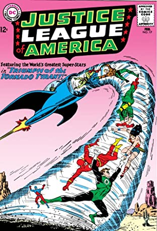 Justice League of America (1960-1987) #17