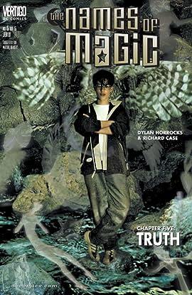 The Names of Magic (2001) #5