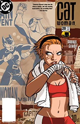 Catwoman (2002-2008) #20