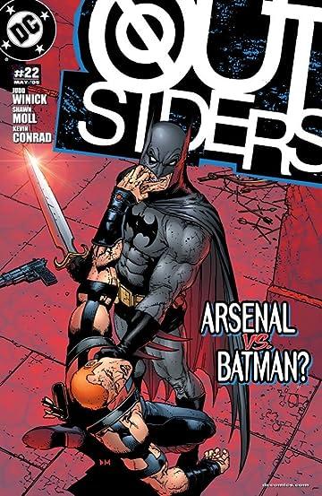 Outsiders (2003-2007) #22
