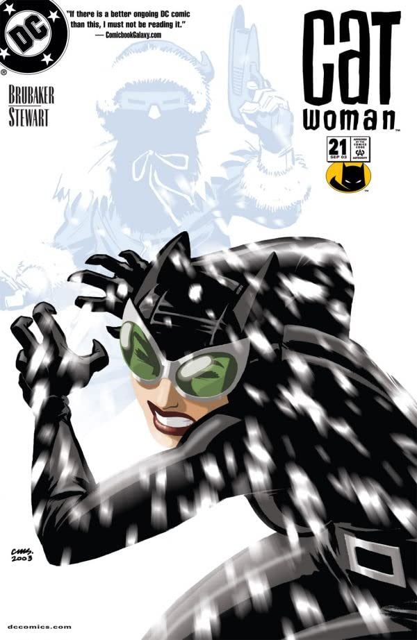 Catwoman (2002-2008) #21