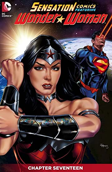 Sensation Comics Featuring Wonder Woman (2014-2015) #17
