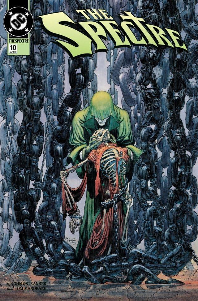 The Spectre (1992-1998) #10