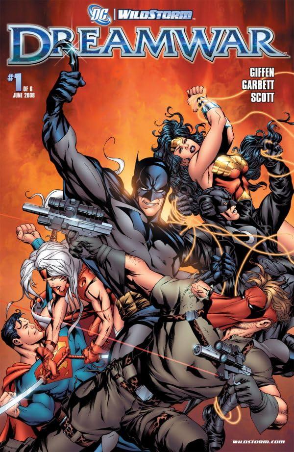 DC/WildStorm: Dreamwar #1 (of 6)