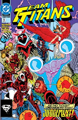 Team Titans (1992-1994) #5